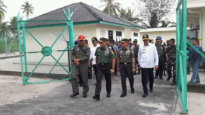 Beroperasi Tanpa Izin, TNI Segel PT Sacofa