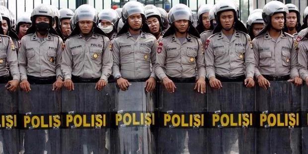 Polresta Depok Terjunkan 486 Personel Amankan Peringatan Isa Almasih dan Long Weekend