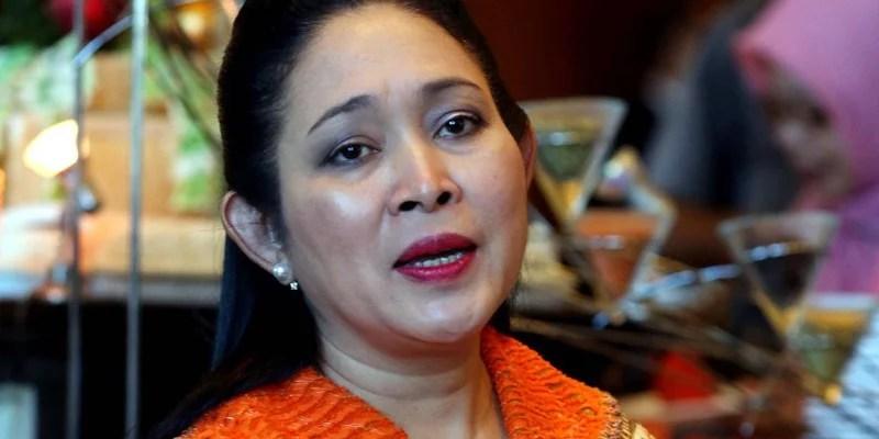 Titiek Soeharto: Masa Negara Ini Bisa Dimakarin Dengan Rp 3 miliar