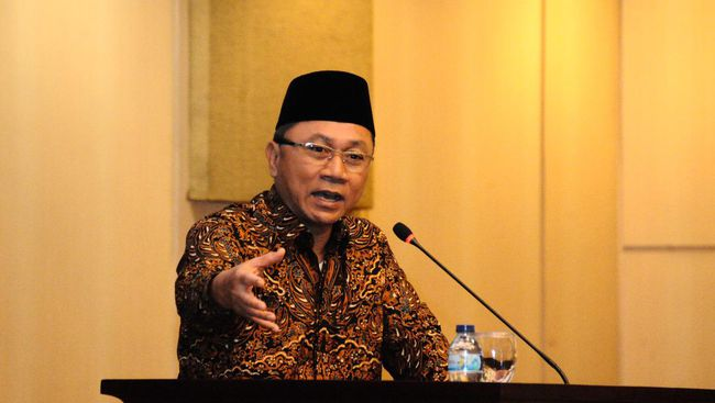 Zulkifli Hasan: Banyak Lembaga Negara Kena Masalah Korupsi