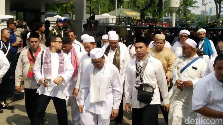 Perwakilan Demonstran 505 GNPF-MUI Diterima MA