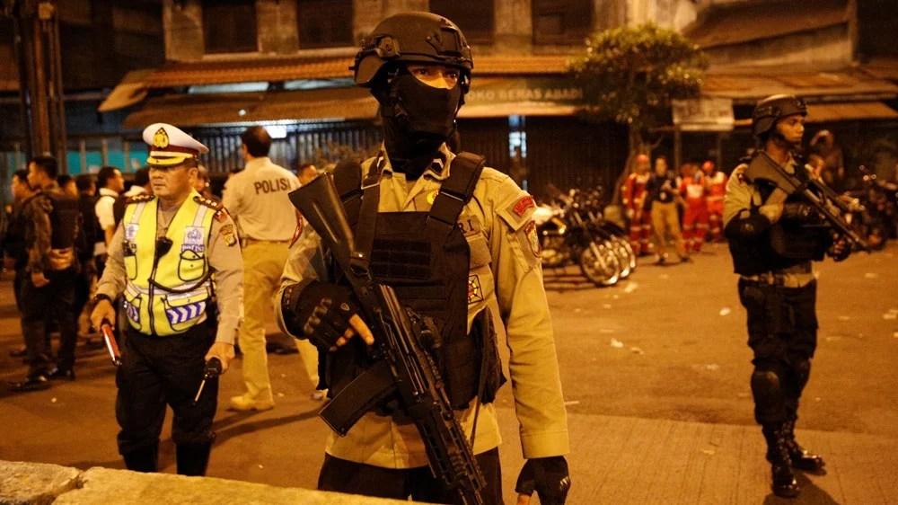 Bomber Kampung Melayu Ternyata Teroris ISIS