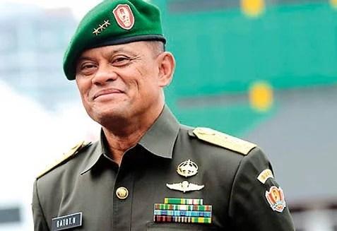 Lagi, Jenderal Gatot Nurmantyo Mendapat Pujian