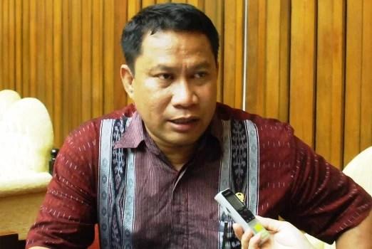 Fraksi Gerindra Mengaku Baru Hari Ini Mengirimkan Wakilnya di Pansus KPK