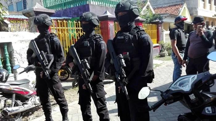 Serangan Teror di Markas Polda Sumut Adalah Kelompok JAD