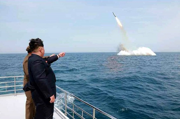 Senjata Nuklirnya Diejek Trump, Korut Ancam Serang AS Pakai Rudal Balistik