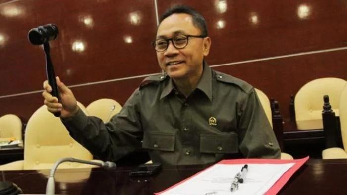 Ketua MPR: Pancasila Harus Implementatif & Menjadi Sistem Tindakan
