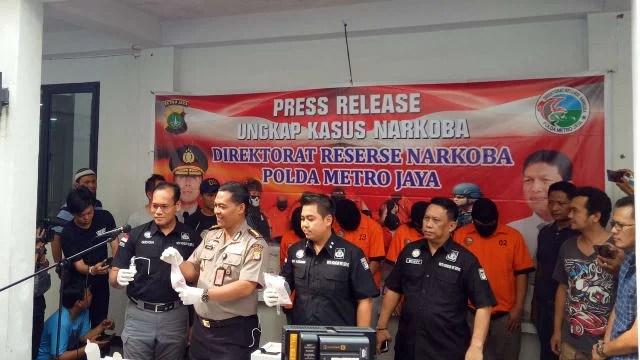 Narkoba Anggota DPRD Diduga dari Pengedar di LP Cipinang