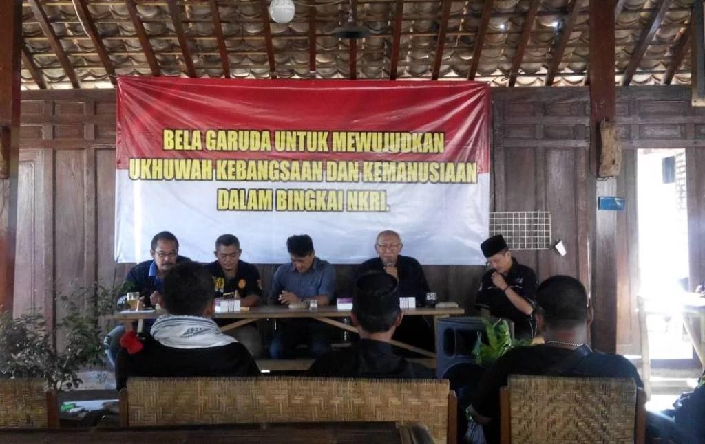 Aliansi Bela Garuda Nyatakan Dukungan Terhadap Perppu Nomor 2 Tahun 2017