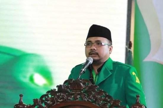 Ketua GP Ansor Instruksikan ke Kadernya Jaga dan Kawal Perppu Ormas