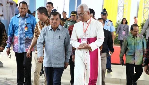 Jusuf Kalla Dorong Pemuda ASIA Untuk Jaga Perdamaian