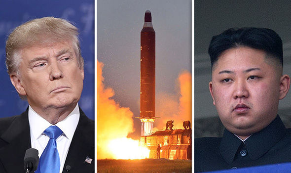Donald Trump Sebut Korut Ancaman Bagi Dunia