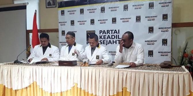 Partainya Dituding Anti-Pancasila, PKS: Kami Tidak Dukung Khilafah