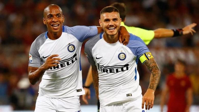 Taklukkan Fiorentina dan Roma, Kebangkitan Inter Milan Dimulai