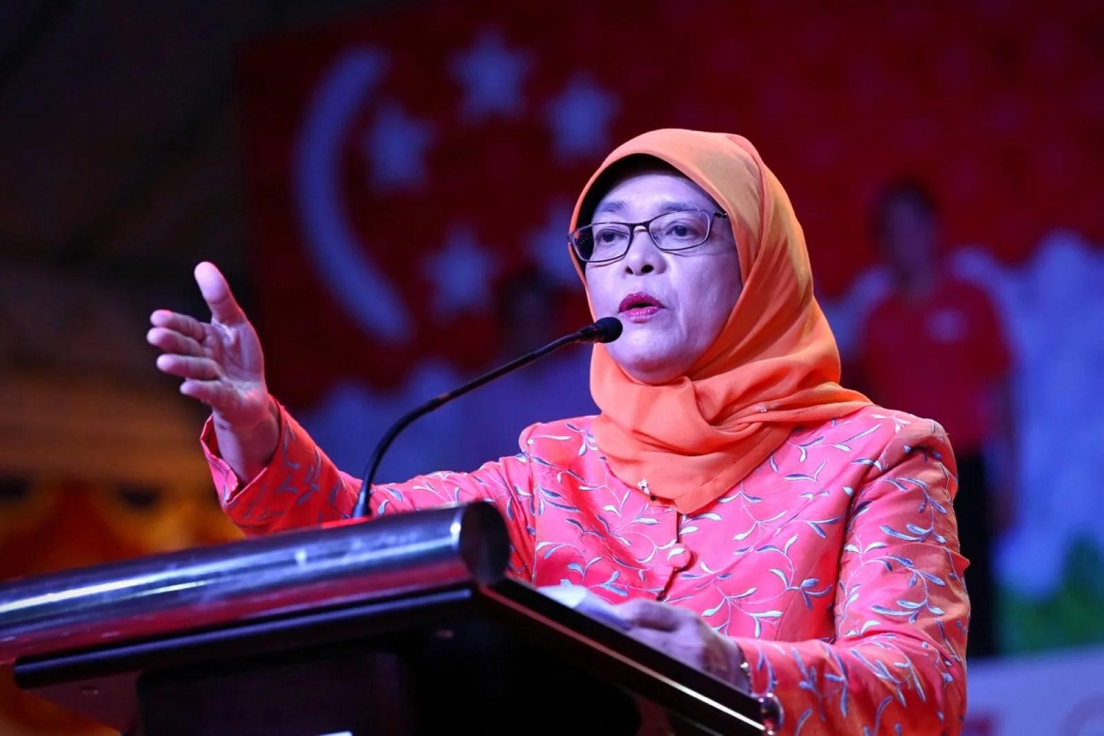 Setelah 47 Tahun, Singapura Kembali Dipimpin Etnis Muslim Melayu