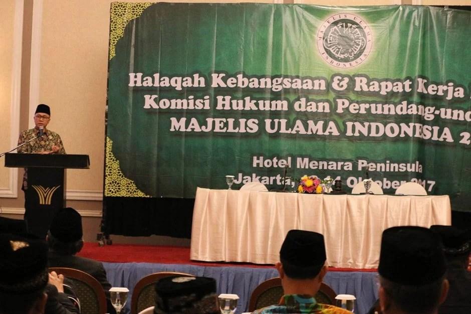 Inilah 3 Tantangan Umat Islam Indonesia Menurut Ketua MPR