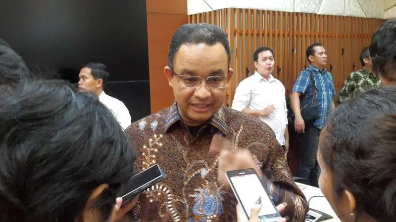 Anies Hentikan Proyek Reklamasi Teluk Jakarta Melalui Pencabutan 2 Raperda