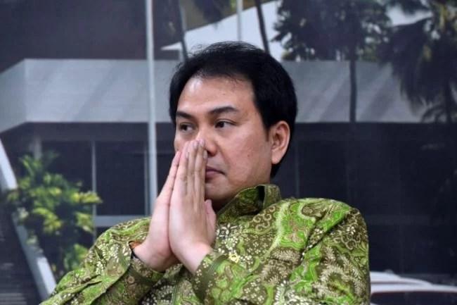 Penunjukan Aziz Syamsuddin Jadi Ketua DPR Diteken Beberapa Hari Lalu