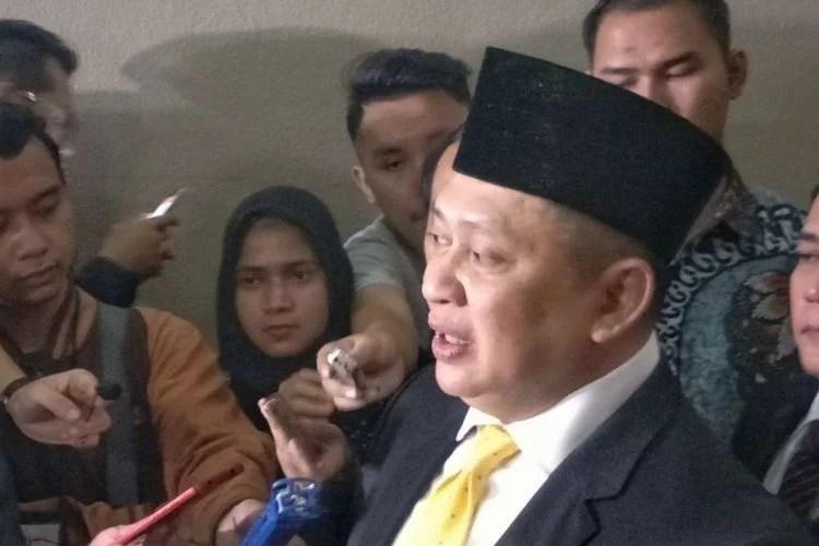 Ketua DPR RI Janjikan Revisi UU Antiterorisme Rampung Juni Ini