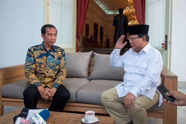 Ketua DPP PDI Puan Buka Kemungkinan Duet Jokowi-Prabowo di Pilpres 2019