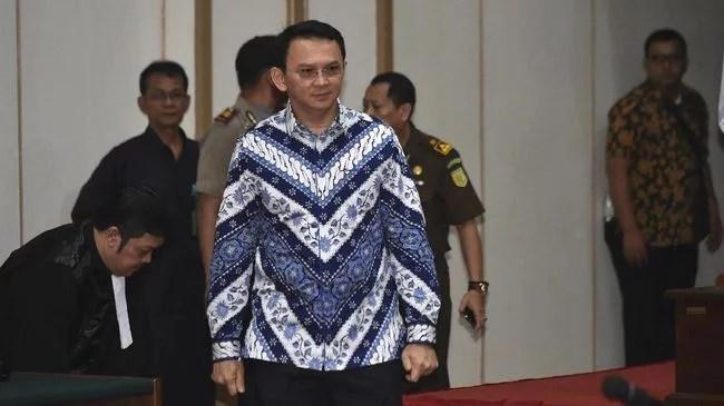 PK Ahok Terancam Dimentahkan Mahkamah Agung