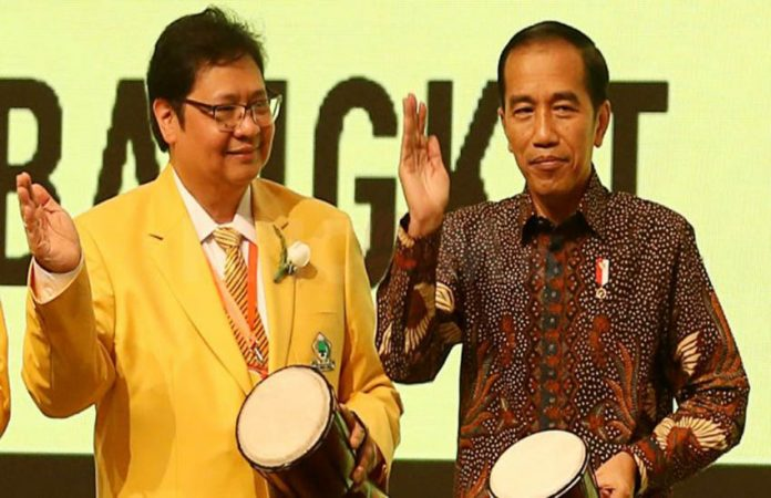 Golkar: Jokowi Harus Menggandeng Kekuatan Berbasis Islam Jika Ingin Menang Pilpres 2019