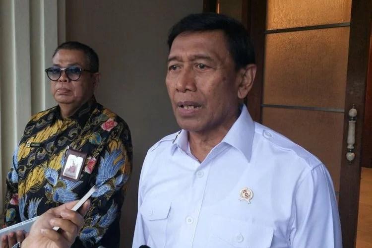 Wiranto Temui Jokowi Lapor Soal Ba'asyir dan The Family MCA