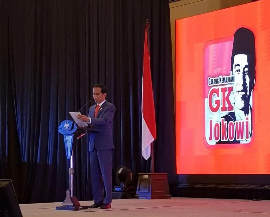Presiden Jokowi: Membangun Negara Besar Tidak Bisa Secara Instan