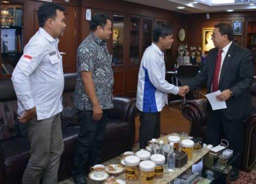 DPR Janji Perjuangkan Nasib Pelaut-Pelaut di Indonesia