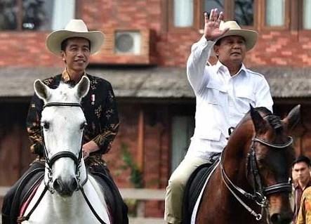 Jokowi, Prabowo, dan AHY, Koalisi atau Kompetisi di 2019?