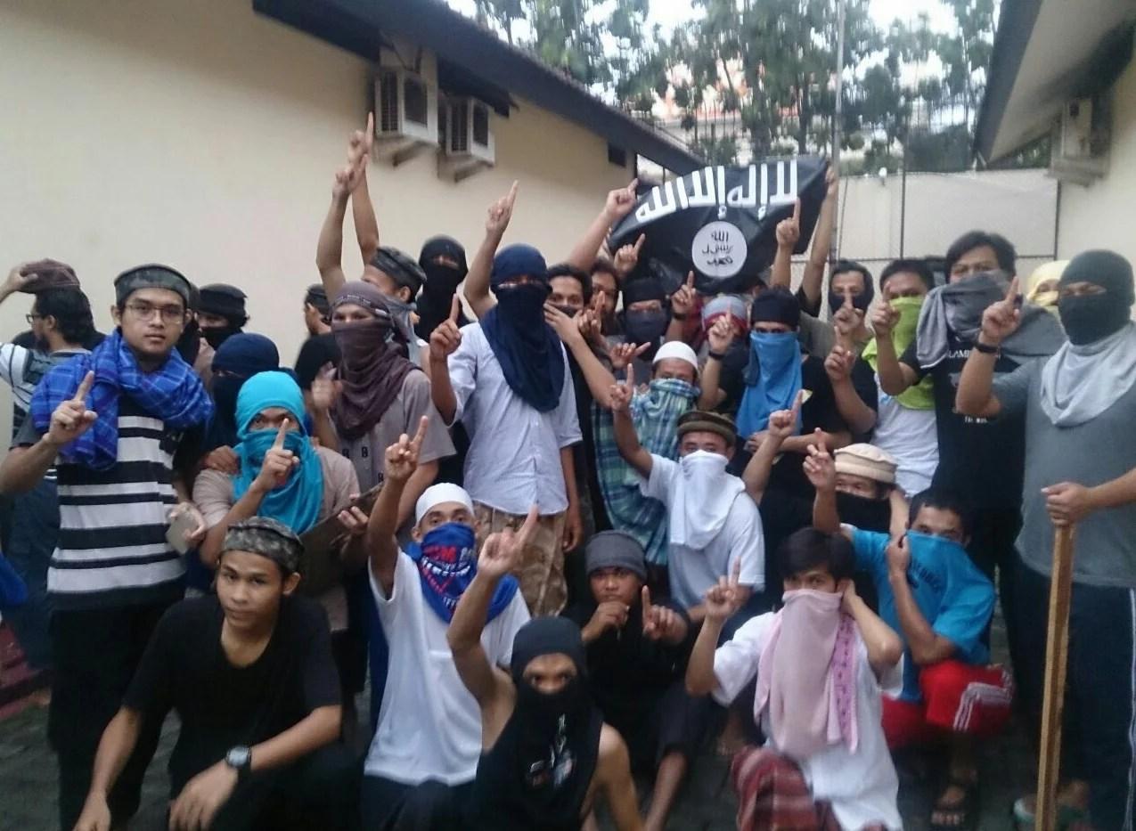 ISIS Mengaku Bertanggungjawab Atas Kerusuhan di Mako Brimob Kelapa Dua