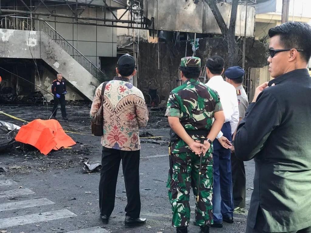 JAD dan JAT Kelompok Teroris Pendukung Utama ISIS di Indonesia