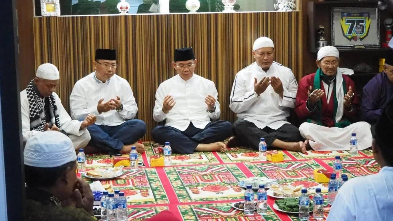 """Pesan Rusmadi Kepada Masyarakat Jawa """"Sepi Ing Pamrih Rame Ing Gawe"""""""