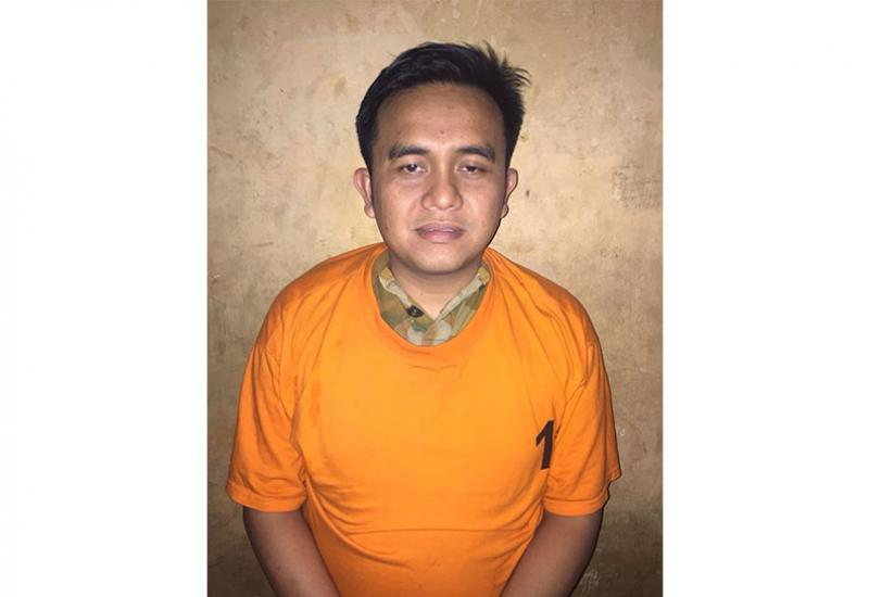Terjerat Korupsi Proyek Jalan, Ketua DPRD Seluma Ditahan Polda Bengkulu