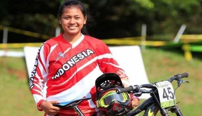 Tiara Andini Prastika Persembahkan Emas Ketiga untuk Indonesia di Asian Games 2018
