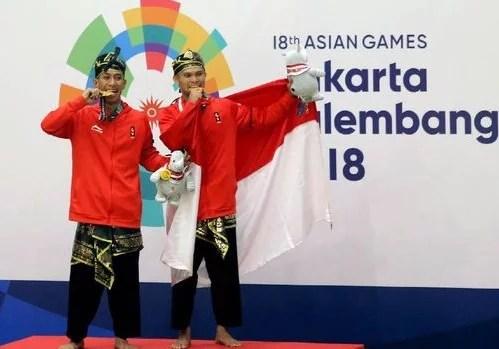 Pencak Silat Sapu Bersih Emas di Asian Games, Atlet: Terima Kasih Pak Prabowo