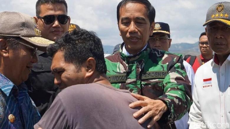 Pemerintah Gerak Cepat Atasi Dampak Gempa Palu