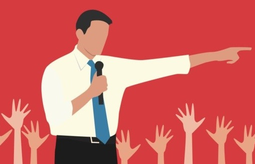Trik Ampuh Menipu Caleg Yang Katanya Akan Mewakili Rakyat di Parlemen