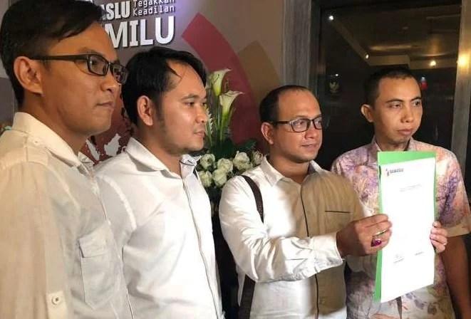 Barisan Advokat Indonesia Laporkan Prabowo ke Bawaslu Soal Selorohan Tampang Boyolali