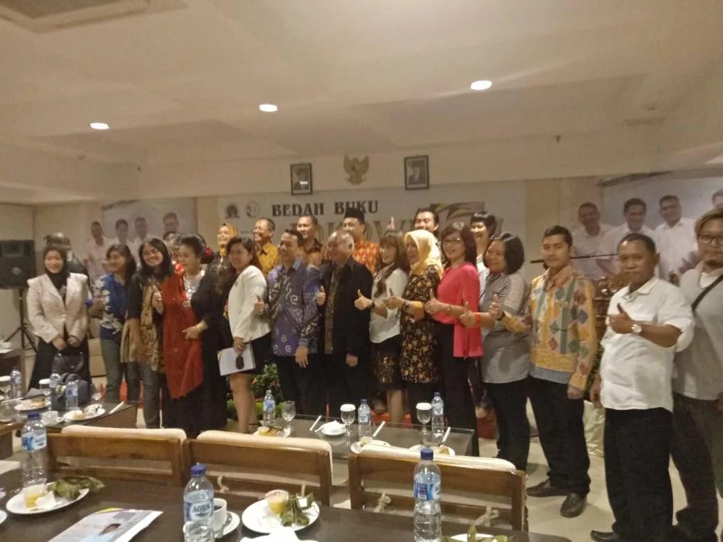"""Bedah Buku """"Jokowi dari Desa ke Istana untuk Rakyat,"""" Fakta Seputar Keberhasilan Presiden Jokowi"""