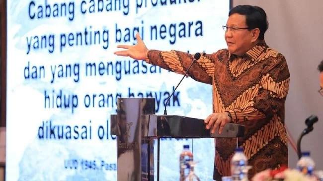 Cepat atau Lambat Prabowo akan Kehilangan Simpati Masyarakat