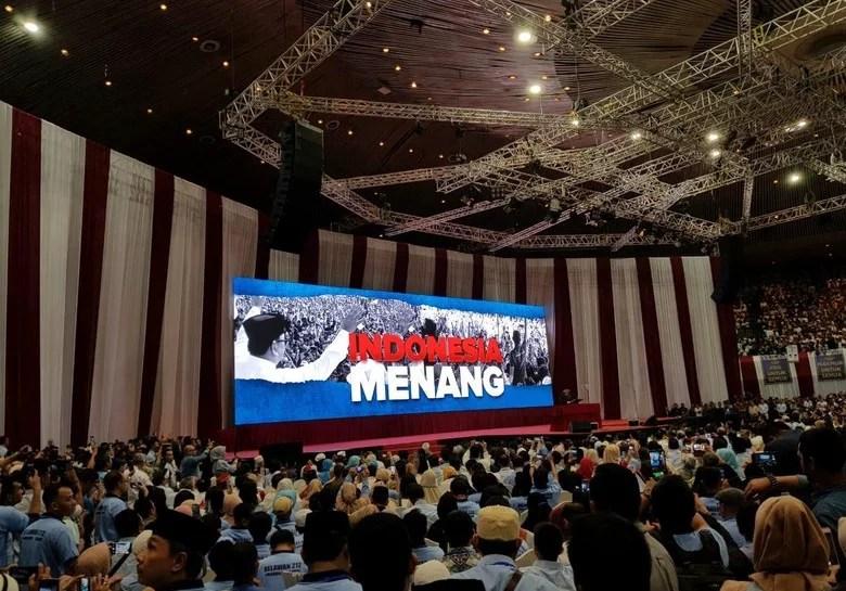 Prabowo: Semua Agama Bebas Berekspresi di Indonesia