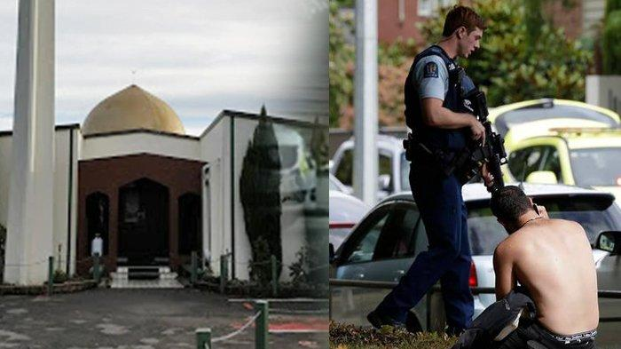 Tragedi Kemanusiaan Christchurch