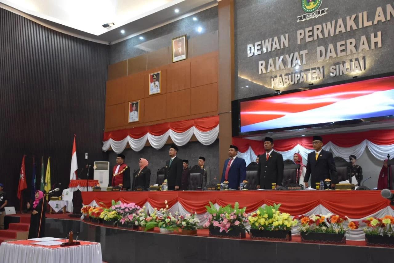 Resmi Dilantik, Aktualisasi Peran dan Fungsi 30 Anggota DPRD Sinjai Dinanti Rakyat