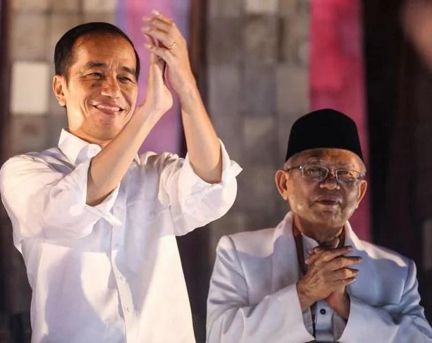 Survei: 61,4 Persen Masyarakat Puas Dengan 100 Hari Kinerja Jokowi-Ma'ruf