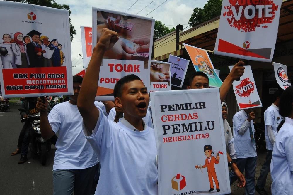 Politik Identitas Masih Jadi Pekerjaan Rumah Demokrasi di Indonesia