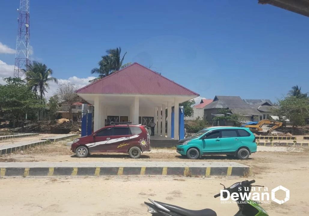 Kebijakan Dishub Provinsi Sultra Hambat Pencegahan Corona di Buton Tengah