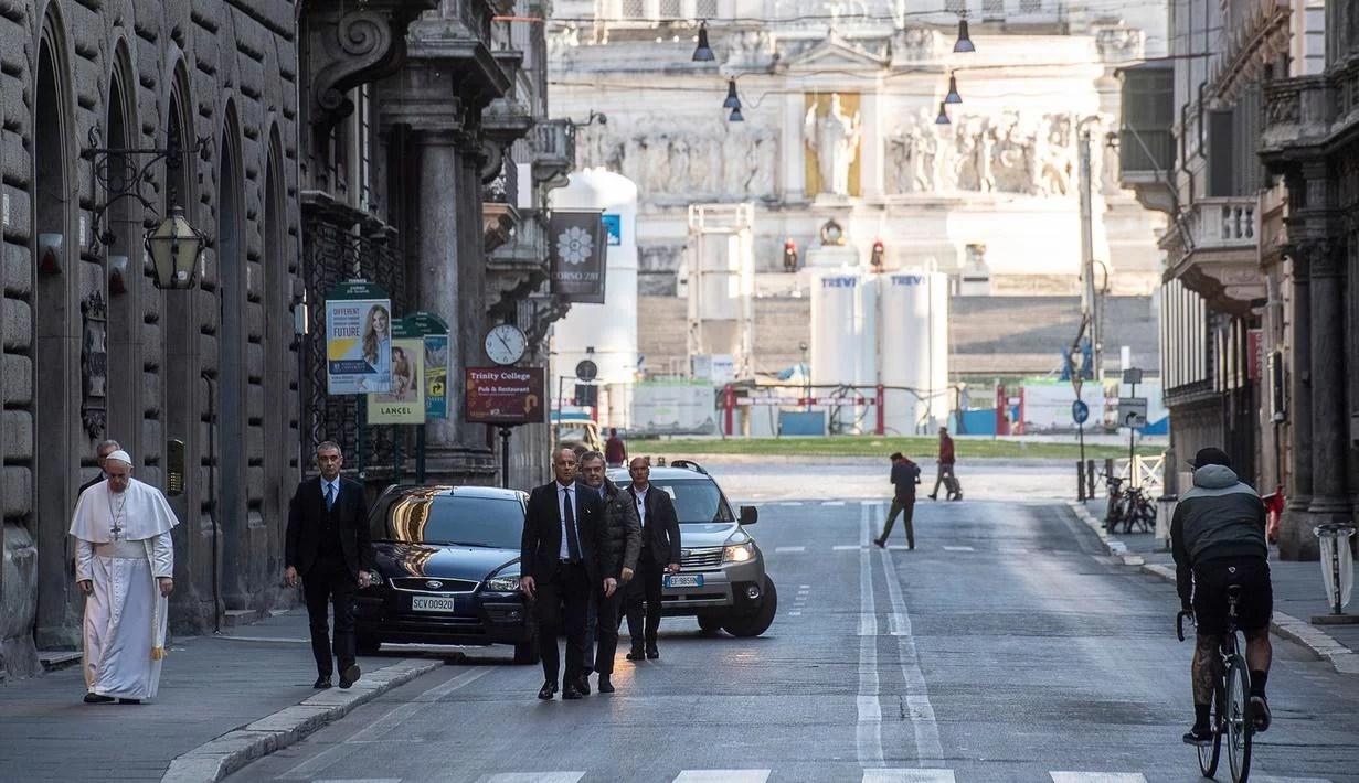 Kasus Corona Menurun, Italia Bersiap Bebas Lockdown