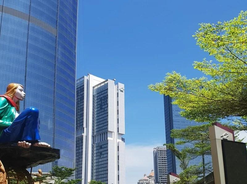 BMKG: Kualitas Udara di Jakarta Makin Membaik Selama PSBB