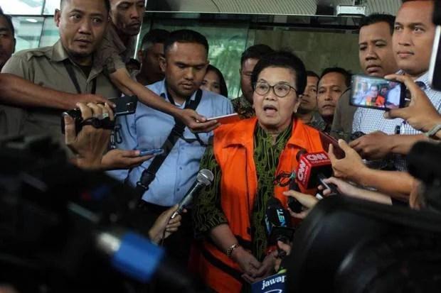 Mantan Menkes Kembali Masuk Penjara, Arief Poyuono: Upaya Pembunuhan